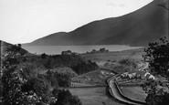 Betws Garmon, Llyn Quellyn From Plas Y Nant c.1930