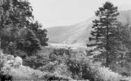 Betws Garmon, Llyncwellyn From Plas-Y-Nant Ce Holiday Home c.1950