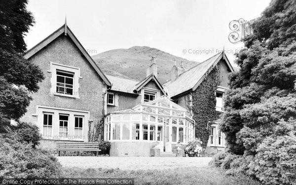 Betws Garmon, Plas Y Nant Ce Holiday Home c.1950
