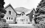 Betws Garmon, Plas-Y-Nant Ce Holiday Home c.1950