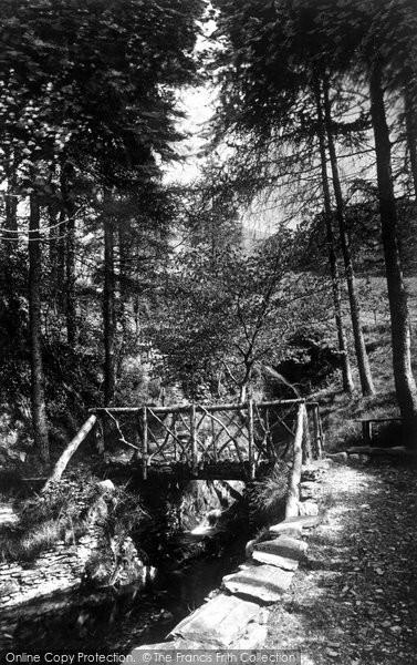 Betws Garmon, The Glen, Plas Y Nant c.1930