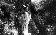 Betws Garmon, The Waterfall, Plas Y Nant c.1930