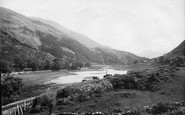 Betws Garmon, Valley 1895