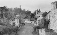 Betws, The Village c.1955