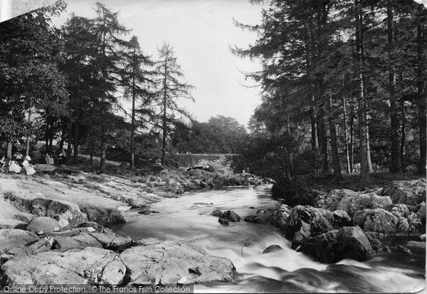 Betws Y Coed, 1891