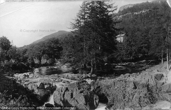 Betws Y Coed, c.1876