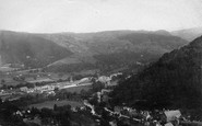 Betws-Y-Coed, From Hill Above Pont Y Pair 1892