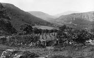 Betws-Y-Coed, Lledre Valley 1891