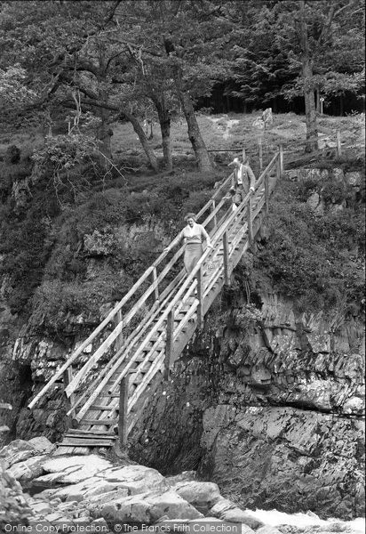 Betws Y Coed, Miner's Bridge 1953