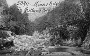 Betws-Y-Coed, Miners Bridge c.1870