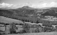 Betws-Y-Coed, Noel Siabod And The Upper Conway Valley 1947