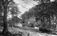 Betws-Y-Coed, Pont Y Pair 1892