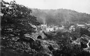 Betws-Y-Coed, Pont Y Pair c.1864