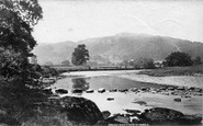 Betws-Y-Coed, Stepping Stones c.1876