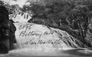 Betws-Y-Coed, Swallow Falls c.1870