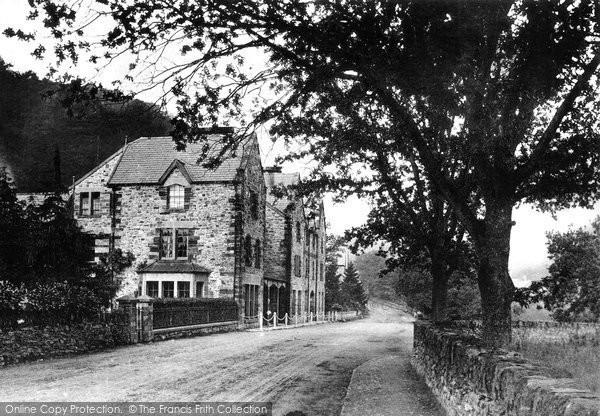 Betws Y Coed, The Royal Oak Hotel c.1870