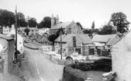 Betws Yn Rhos, The Village And St Michael's Church c.1960