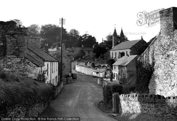 Betws Yn Rhos, Village c.1955