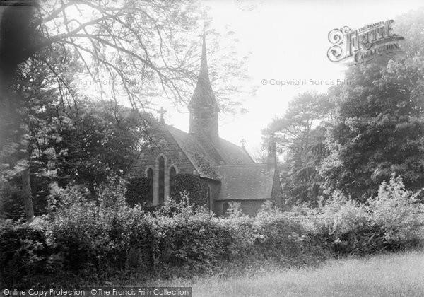 Beulah, Eglwys Oen Duw  1933