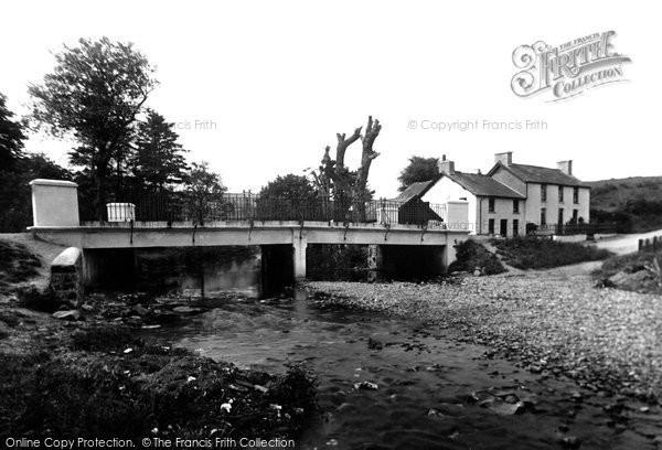 Beulah, The Bridge c.1935