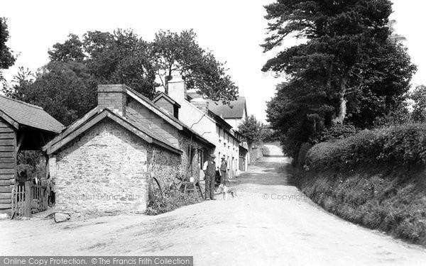 Beulah, Upper Village 1933