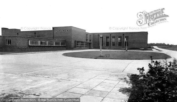 Beverley, Longcroft School c.1960