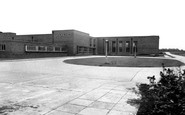 Beverley, Longcroft School c1960