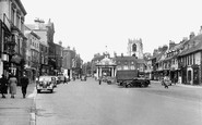 Beverley, Market Cross c.1955