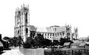 Beverley, Minster 1906
