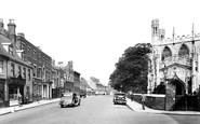 Beverley, North Bar 1934