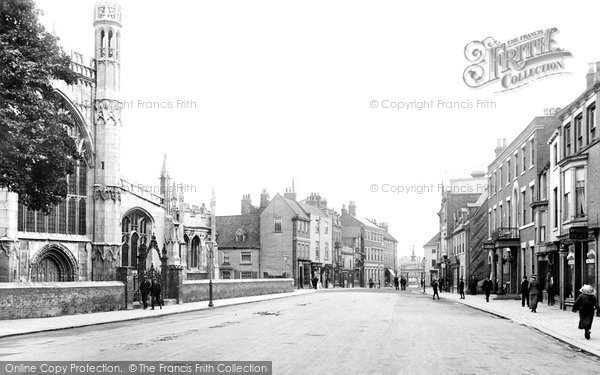 Beverley, North Bar Within 1913