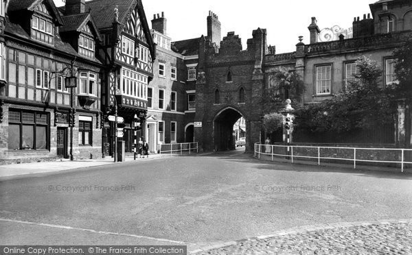 Beverley, North Bar Without c.1965