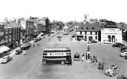 Beverley, Saturday Market c.1960
