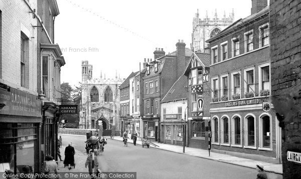 Beverley, St Mary's Church, North Bar Within c.1955