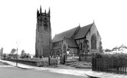 Beverley, St Nicholas' Church c.1960