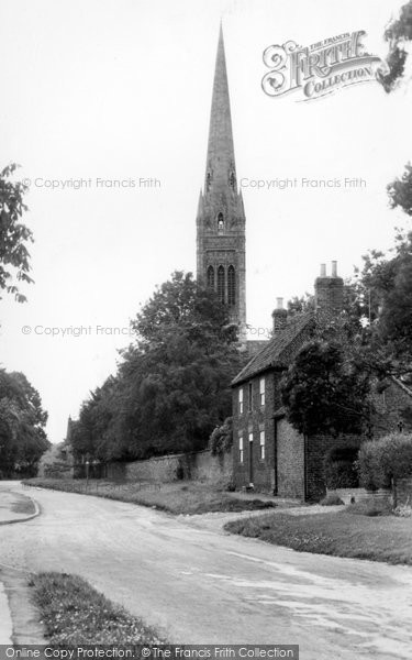 Beverley, The Church, Dalton Holme c.1960
