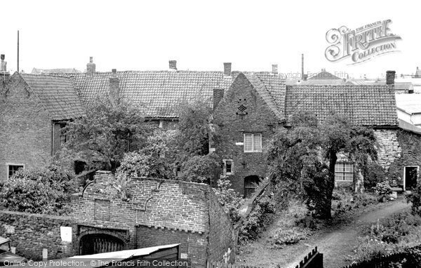Beverley, The Friary c.1955