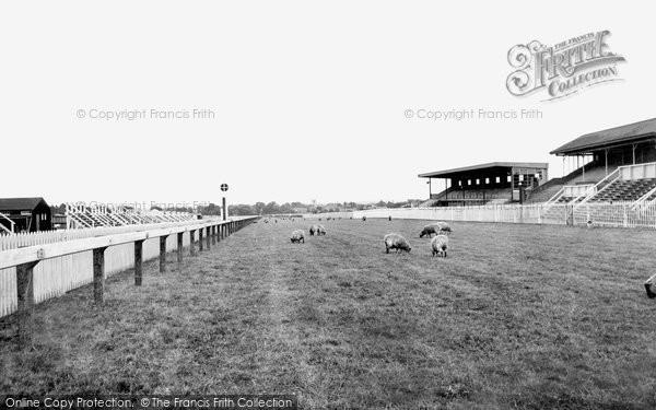 Beverley, The Racecourse c.1965