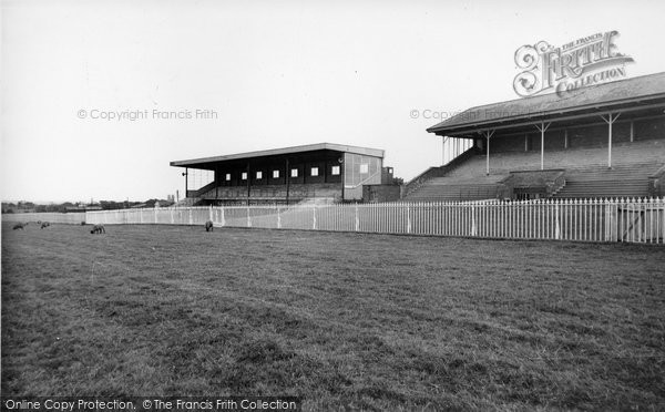 Beverley, The Racecourse c.1965
