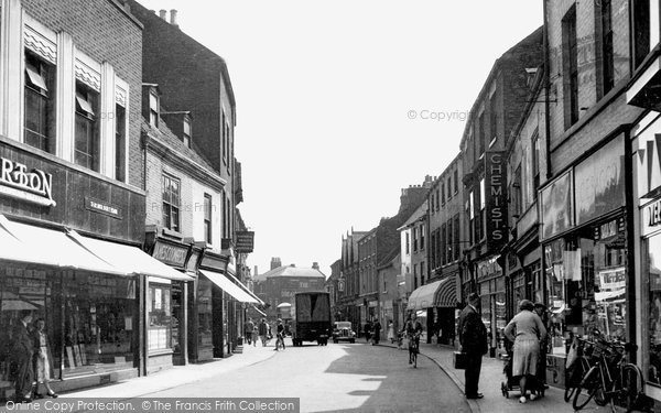 Beverley, Toll Gavel c.1955