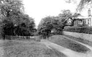 Beverley, Westwood, The Cinder Path 1913