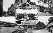 Bewdley, Composite c.1955
