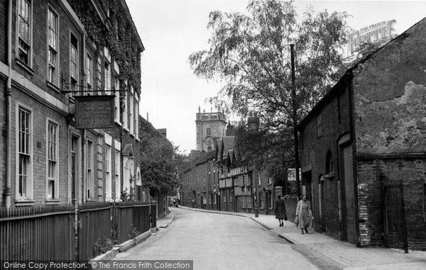 Bewdley, High Street c.1950