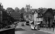 Bewdley, Load Street c.1960