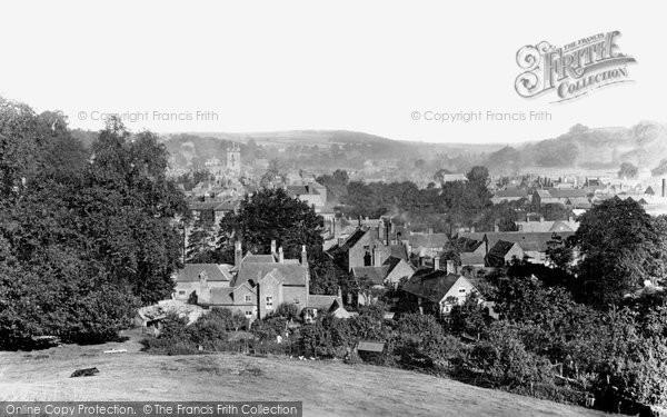 Bewdley, Looking North c.1940