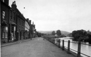 Bewdley, Severn Side North c.1955