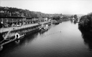 Bewdley, Severn Side South c.1960
