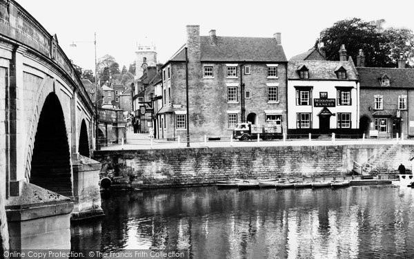 Bewdley, Severnside c.1960
