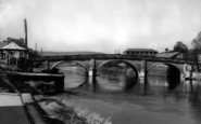 Bewdley, The Bridge c.1950