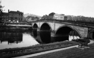 Bewdley, The Bridge c.1965